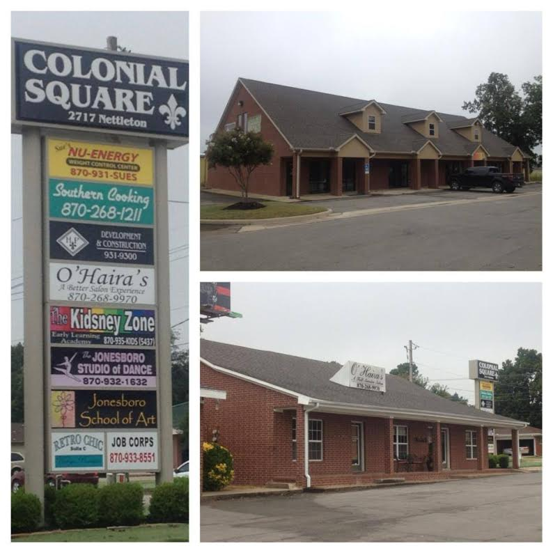 Colonial Square – 2729 E Nettleton Ste A29, B29, C29 – AVAILABLE FEBRUARY